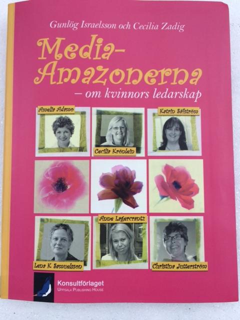 MediaAmazonerna - Av Cecilia Zadig, Gunlög Israelsson