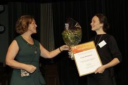 Lisa Irenius - Årets MediaAmazon 2014